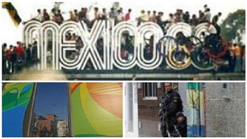 Juegos ol mpicos r o 2016 y m xico 68 dos espect culos for Espectaculos mexico 2016