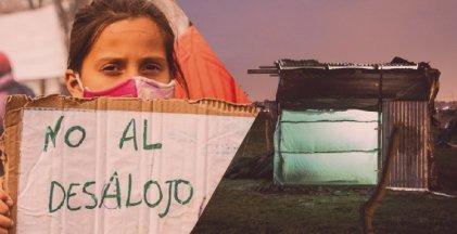 Zona Sur: Secretarías y Centros de Estudiantes impulsan acampe contra el desalojo en Guernica
