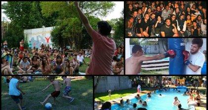 Club Obrero Monte Grande: arrancó el #Verano2020