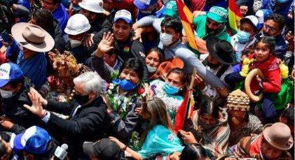 El retorno de Evo a Bolivia y las tensiones al interior del MAS