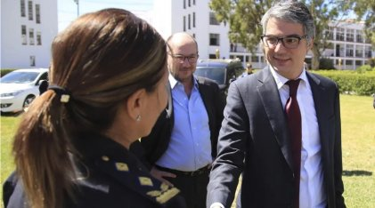 La Cámara Federal de La Plata corrió al juez Villena de una causa por espionaje ilegal