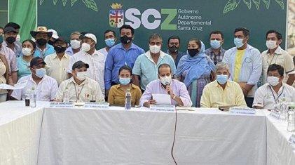 "Bolivia: una ""cumbre agraria"" para reagrupar a los derechistas"