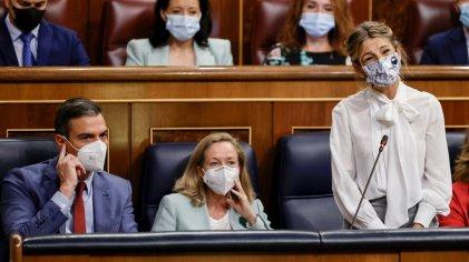 El debate sobre la reforma laboral abre una crisis en el Gobierno español