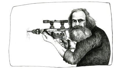Editorial gráfico: #Marx200