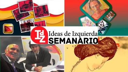 En Ideas de Izquierda: debate con Espert y Milei, especial Rosa Luxemburgo; y más