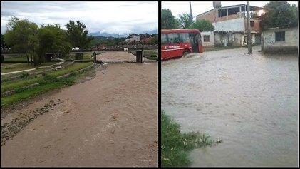 Jujuy: entre la lluvia y la desidia capitalista