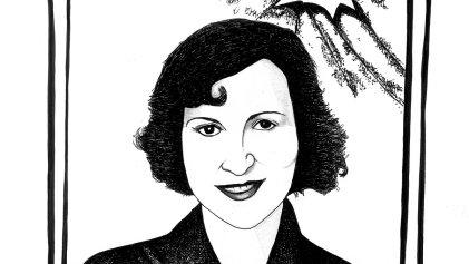 """[Historia gráfica] Genora Johnson Dollinger: """"No es que haya nacido heroína"""""""
