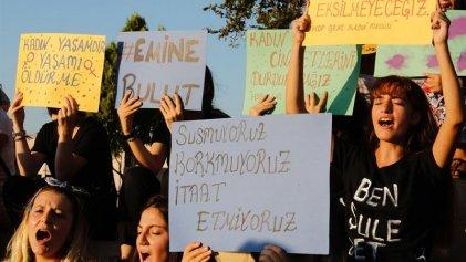 Un brutal femicidio pone de pie a Turquía contra la violencia machista