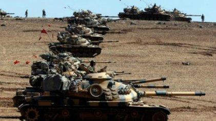 Turquía ataca a los kurdos en Siria y patea el tablero geopolítico