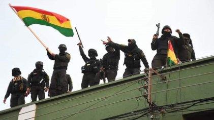 Bolivia: ¡abajo la asonada cívica, agroindustrial y policial!