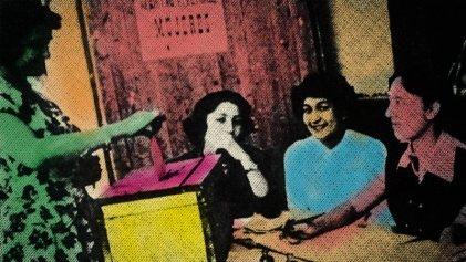 Hace 69 años las mujeres votaron por primera vez en Argentina