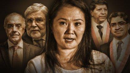 Tribunal Constitucional anula prisión preventiva de Keiko Fujimori