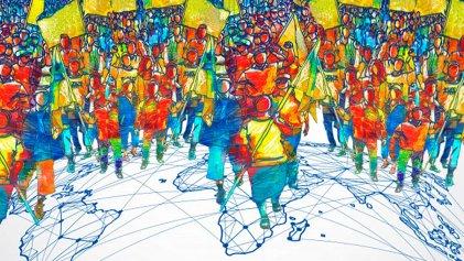 La globalización de la lucha de clases y la utopía del partido revolucionario en un solo país