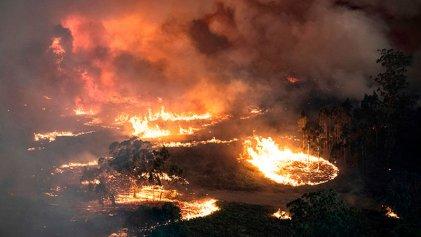La casa está en llamas: Australia expone brutalmente la crisis climática