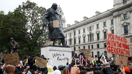Siguen las acciones de protesta a raíz del asesinato de George Floyd