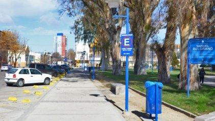 Trabajador del estacionamiento medido denuncia despido persecutorio en General Roca