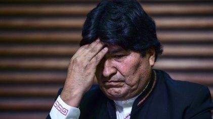 Evo Morales rechaza imputación y denuncia persecución política del golpismo