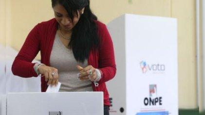 Peruanos en el exterior tendrán dos escaños en el Congreso Nacional