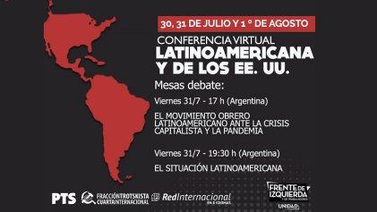 Segunda jornada: el movimiento obrero y la situación en Latinoamérica