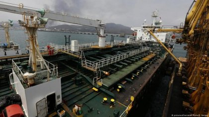 Irán afirma que combustible confiscado por EE. UU. pertenecía a Venezuela
