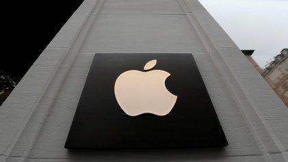 Apple alcanzó el récord de los 2 billones de dólares en valor de mercado