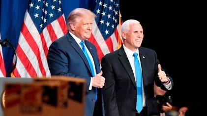 Trump contra el comunismo en la primera noche de la Convención Nacional Republicana