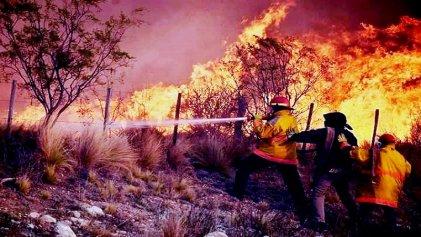 San Luis: ¿Qué hay detrás de los incendios?
