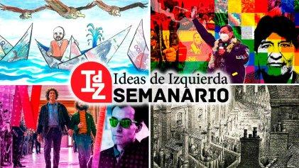 En IdZ: la pulseada por el dólar; la derrota de los golpistas en Bolivia; Guernica, y más