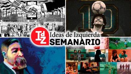 En IdZ: la tecnología, más allá del capital; el fenómeno Maradona; dossier Engels, y más