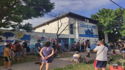 [VIDEO]: despedidos de Envión y vecinos marcharán al municipio por la reincorporación