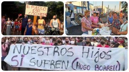 8M: en San Nicolás marchamos junto a las mujeres en lucha