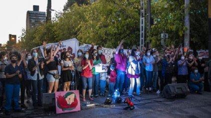 Neuquén: gran festival en defensa de la salud pública
