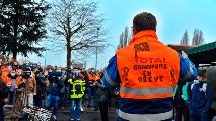 """Adrien Cornet, trabajador de la refinería Total: """"Nuestra lucha deja lecciones para el conjunto de la clase obrera"""""""