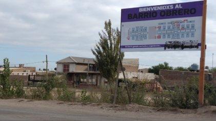 Barrio Obrero de Cipolletti, 12 años de organización