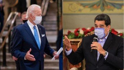 Los movimientos de Maduro y la política de Biden hacia Venezuela