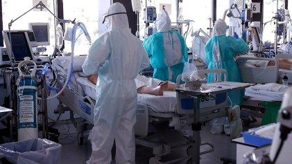 Números dramáticos: se registraron 41.080 contagios y 551 personas fallecidas