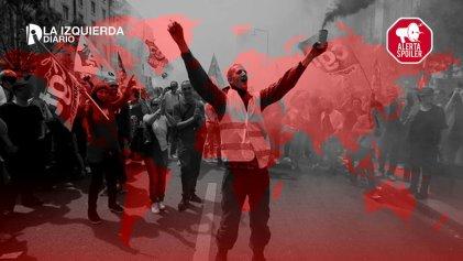 Las batallas por una izquierda de la clase trabajadora a nivel internacional