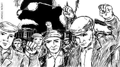 Dos estrategias: ir detrás del reformismo o luchar por la hegemonía obrera