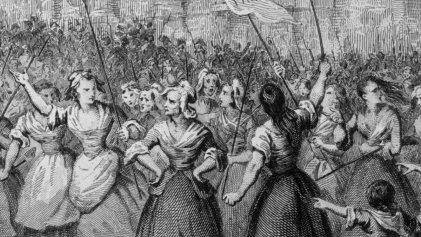 Un poco de amor francés, las mujeres y la Revolución