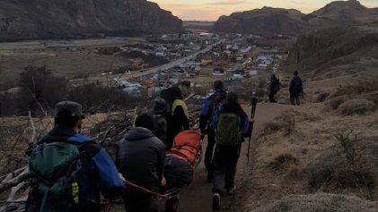 El Chaltén: reclamos de les brigadistas por incumplimientos de las autoridades