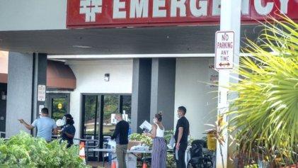 La Florida: alta circulación de la variante Delta, preocupa la saturación de los hospitales