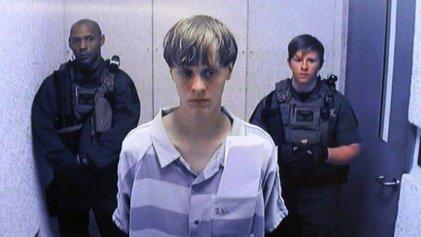 Corte aprueba ejecución del terrorista Dylann Roof
