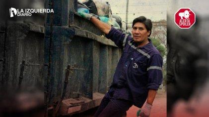 Alejandro Vilca: el recolector de basura jujeño que quiere llegar al Congreso