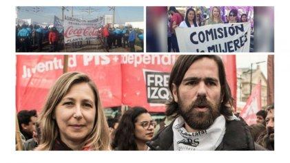 """Trabajadores de Coca-Cola: """"Voto al FITU porque los candidatos son laburantes, son mis pares"""""""