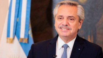 """Para Alberto, la """"seguridad alimentaria sostenible"""" se logra con el modelo sojero contaminante"""