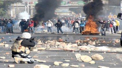 Miles de trabajadores se movilizan en todo el país en apoyo a ENATEX