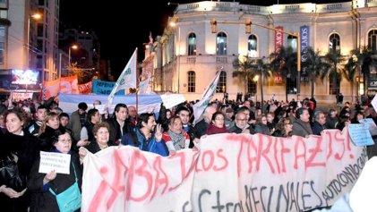 [Video] Convocatoria en Córdoba contra los tarifazos, crece el descontento