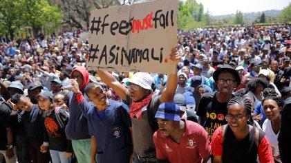 La represión del Gobierno no detiene las protestas de los estudiantes