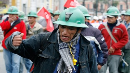 Sindicato de la Southern Perú con la lucha de los trabajadores de PepSico