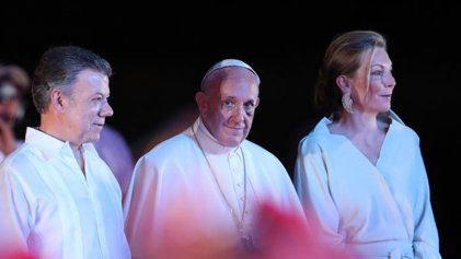 Visita papal al servicio del orden